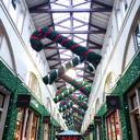 Carnaby Street, Covent Garden, Regent Street and Oxford Street